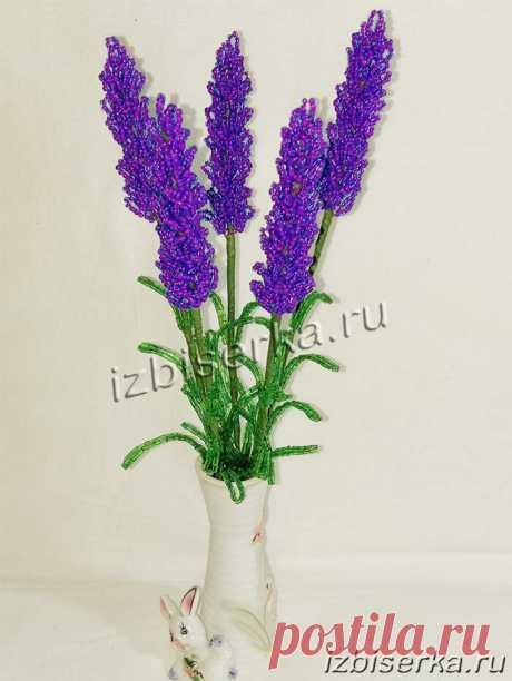 Красивые цветы из бисера: мастер-класс — Сделай сам, идеи для творчества - DIY Ideas