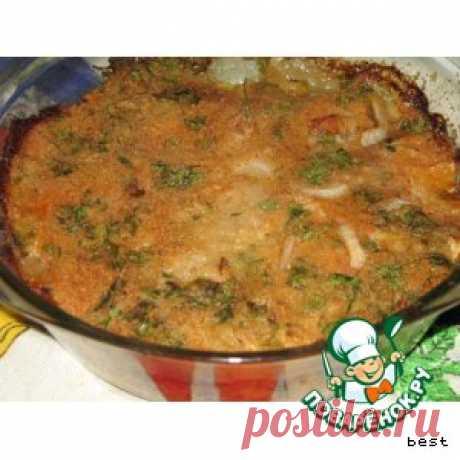 Фирменное блюдо из рыбы - кулинарный рецепт