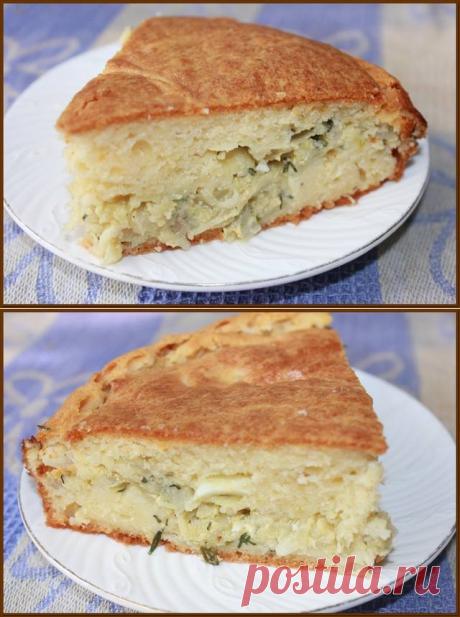 Наливной пирог с капустой: mila_iva55 — ЖЖ