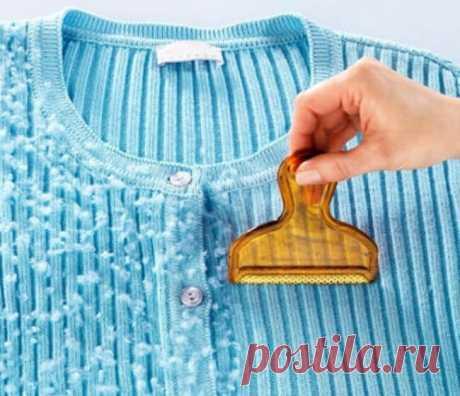 Как убрать катышки с одежды: 10 лучших лайфхаков! Одежда с историей со временем изнашивается и на ней появляются катыши. Знала бы я, что от них можно так легко избавиться раньше...