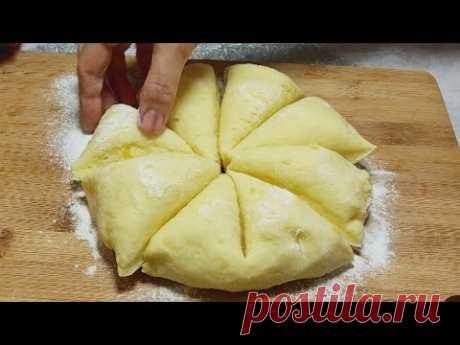 Сырные картофельные лепешки