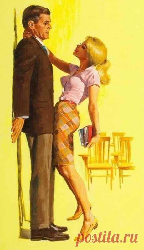 — Девушка, а у вас закурить не найдется? — Молодой человек, у меня даже найдется выпить, пожрать и переночевать! *** — Милая,ты у меня такая красивая, ласковая, хозяйственная! — Секса не будет, я устала.. — Эгоистка неблагодарная! И борщ у тебя кислый! И толстая ты!