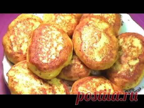 Если любите картофель, приготовьте пышные картофельные зразы за считанные минуты