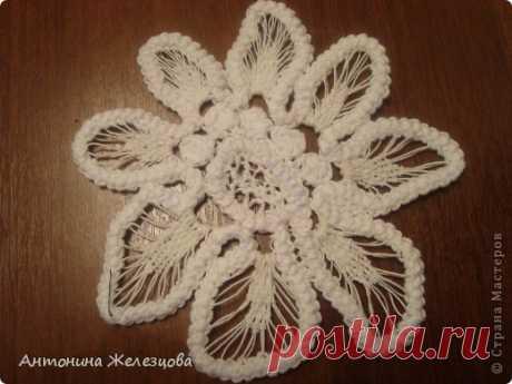 Узоры и приемы в технике румынское кружево — Рукоделие