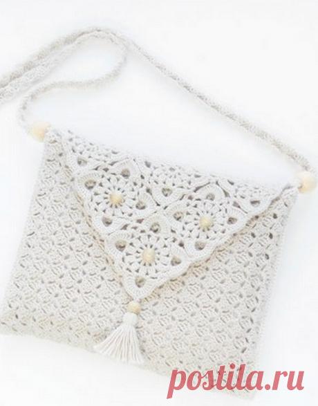 Сумки, сумочки - 13 моделей крючком, со схемами | Sana Lace Knit | Яндекс Дзен