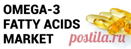 Omega-3 Fatty Acids Market Size, Share, Growth   Forecast [2020-2027]