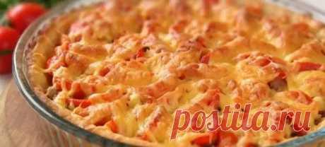 Мясной пирог – рецепт открытого, мексиканского, татарского, заливного и осетинского - БУДЕТ ВКУСНО! - медиаплатформа МирТесен