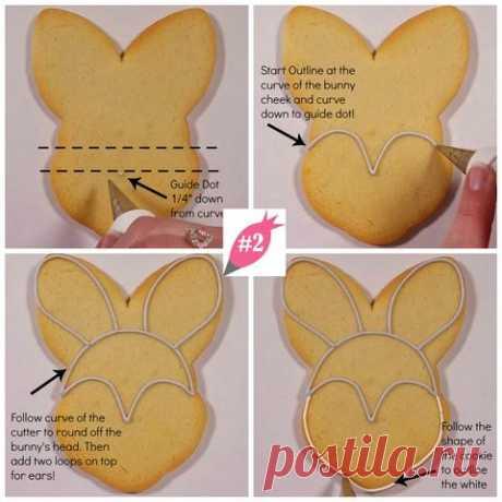 Мука хлебобулочные коробки-Как украсить Пасхальный Кролик