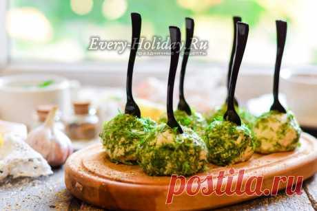 Сырные шарики с чесноком - рецепт с фото пошагово, как в ресторане