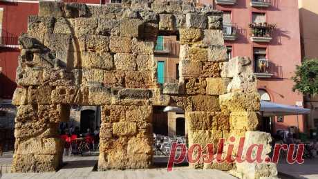 Экскурсия в Таррагоне для любителей Древнего Рима | Туризм в Испании