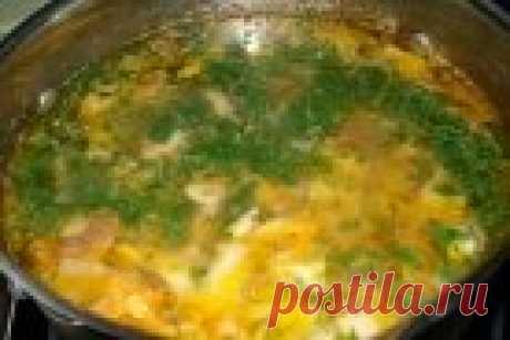 Суп из белых грибов свежих - пошаговый рецепт с фото на Повар.ру