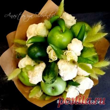 Gallery.ru / Фото #11 - Букеты из овощей - AnastasiyaSidorenko