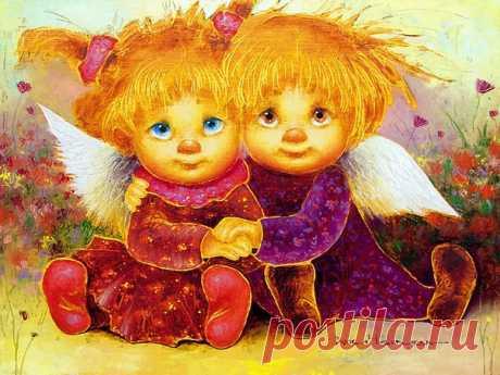 Рыжики от Люси Чувиляевой