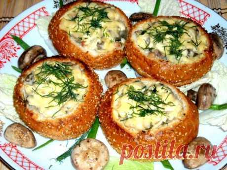"Салат ""Тёплое лукошко"" | Любимые рецепты"