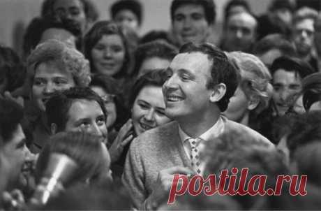 (+2) Редкие фото советских (и не только) актеров
