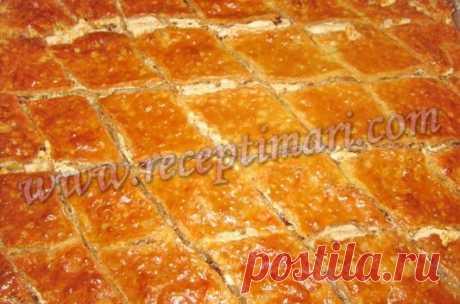 house Georgian pastries