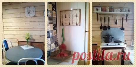 Домашний блог Валерии Питерской: Интерьер маленького дачного домика.