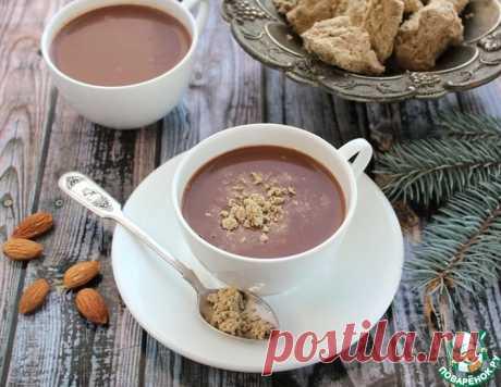 Горячий шоколад с халвой – кулинарный рецепт