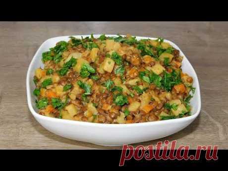 Разнообразить осеннее меню можно, приготовив на ужин чечевицу с картофелем и морковью.Все ингредиенты — самые простые, а на приготовление блюда не уйдет мног...
