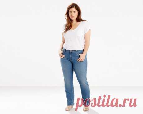 Своими руками: идеальные джинсы, которые подстраиваются под ваш размер! — Полезные советы