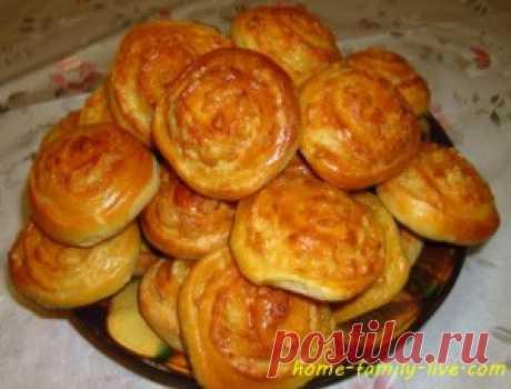 Сырные булочки/Сайт с пошаговыми рецептами с фото для тех кто любит готовить