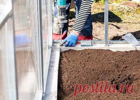 ПЕНОПЛЭКС® для теплиц: экологичное утепление | Теплицы и парники (Огород.ru)