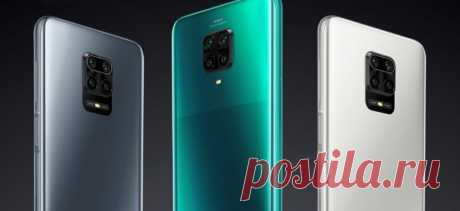 Сегодня Xiaomi представила модели Redmi Note 9 и Note 9 Pro: цены и характеристики