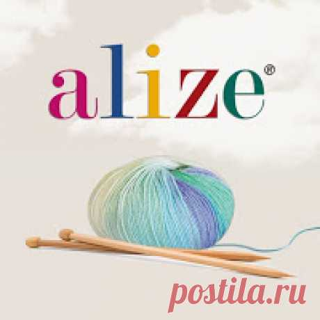 Alize Yarns www.alizeyarns.com www.alize.gen.tr Alize has been producing and offering a wide variety of unique and exclusive hand knitting yarn collections according to ...