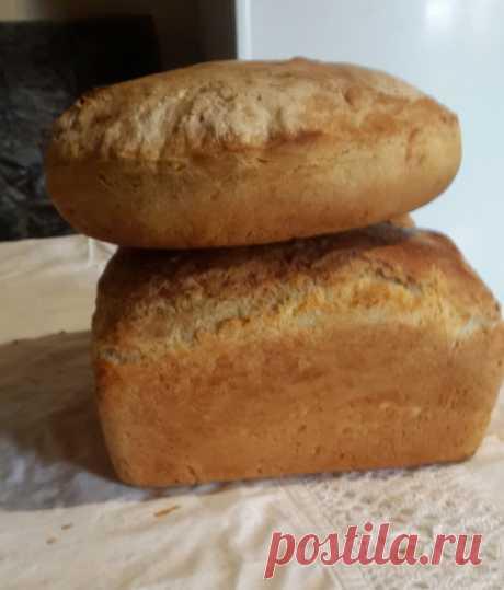 Необыкновенно вкусный, хрустящий хлеб по старинному рецепту с Вологодчины - Кулинарный блог Этот интересный и очень простой рецепт белого хлеба я узнала в Вологодской области. Многие хозяйки пекут хлеб дома, в русской печи или духовке. Кажется, что испечь хлеб в...
