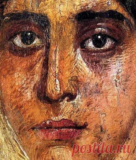 Заглянуть в глаза современникам Христа — фаюмские портреты, чудом дошедшие до наших дней