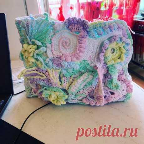 Фриформ: соединяем несоединимое и получаем невероятно красивые вязаные вещи   Вязание-блог   Яндекс Дзен