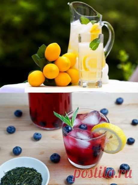 Много-много лимонадов