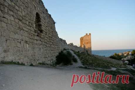 Феодосия. Часть 3. Генуэзская крепость: michailov_na — ЖЖ