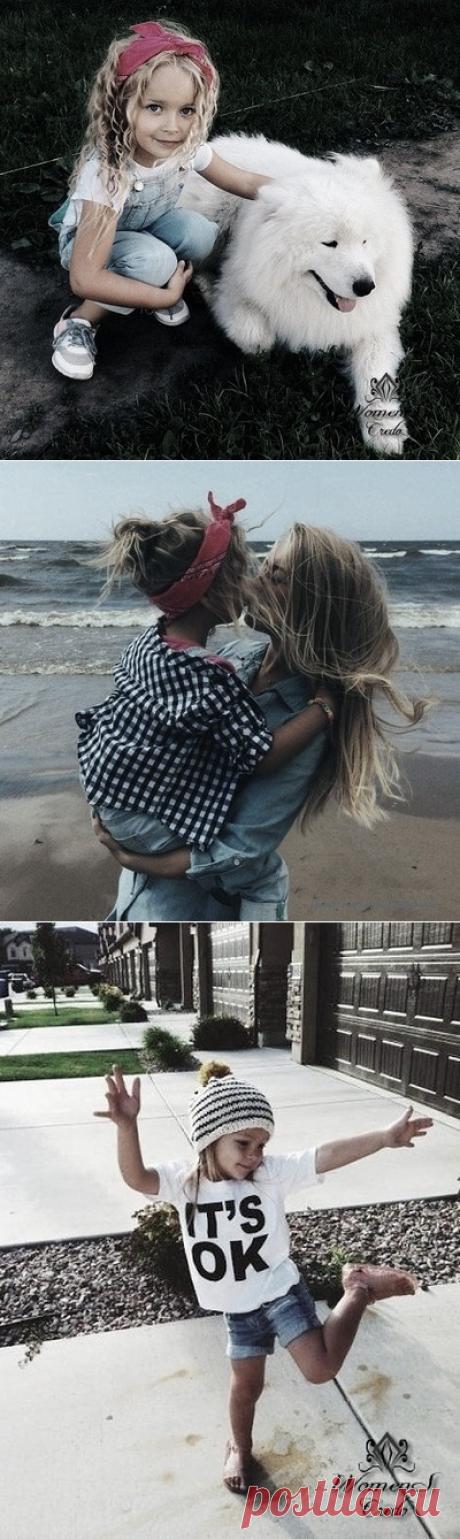 Дети | Женское кредо
