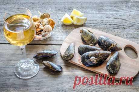 kak preparar correctamente los mariscos — los consejos Útiles