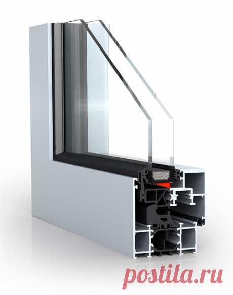Вклеивание стеклопакетов в окна и двери из алюминия