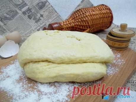 Слоено-дрожжевое тесто: рецепт быстрого приготовления