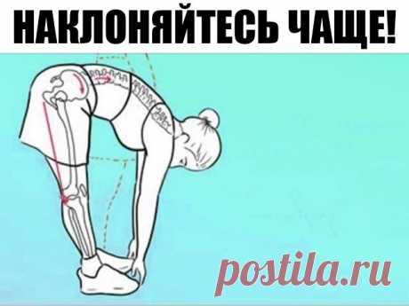 Хочешь жить дольше? Чаще наклоняйся!  Поясничная мышца (the psoas muscle) — это самая глубокая мышца человеческого тела, влияющая на наш структурный баланс, мышечную интеграцию, гибкость, силу, диапазон движений, подвижность суставов и функционирование органов.  «Мышца души» находится в теле вовсе не в груди, как можно предположить, а в области таза. Стрессы современной жизни закрепощают ее, порождая проблемы со здоровьем.   Влияние образа жизни на здоровье  В даосской тра...