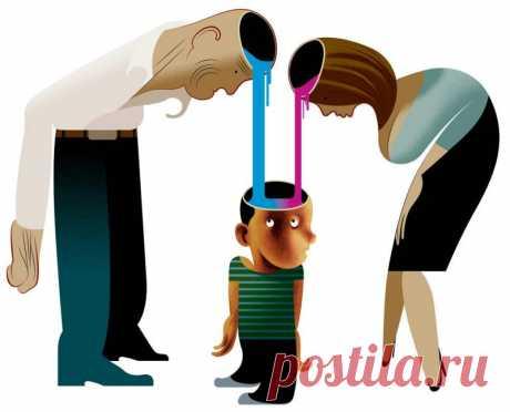 Относиться к ребенку как к объекту воспитания или как к человеку?..