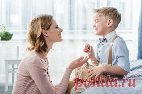 Отношения с сыном, которые приносят грусть и слезы