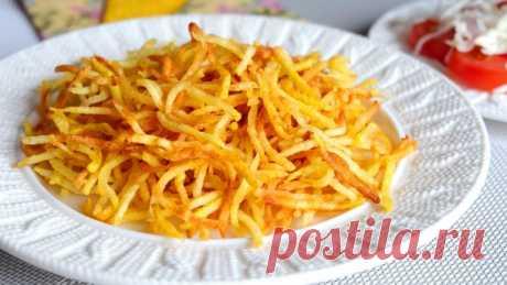 Ароматный картофель пай