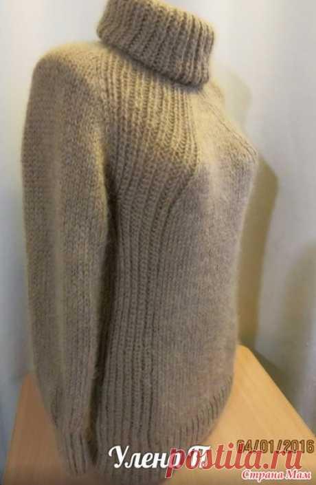 Новый способ вязания ленивого реглана      Я придумала новый простейший способ вязания реглана сверху. Или мне кажется. что я придумала. Но на просторах интернета. я такой способ не встречала. Все началось с этой картиночки.      Я взяла …