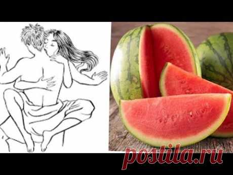 how to  properly use watermelon and fresh milk