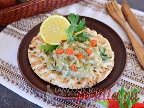 Салат «Мелидзаносалата» из баклажанов — рецепт с фото Известное блюдо греческой кухни, однозначного мнения о том салат это или соус нет, но все попробовавшие его согласны в одном - это вкусно!