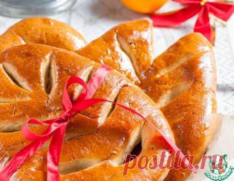 Рождественские оливковые пышки – кулинарный рецепт