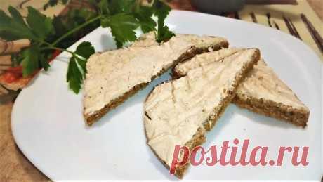 Намазка на хлеб. бутерброды на завтрак. — Кулинарная книга