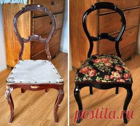 10 вдохновляющих примеров переделки старой советской мебели — Сделай сам, идеи для творчества - DIY Ideas