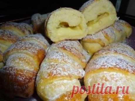 Как приготовить очень вкусные воздушные булочки, по вкусу как пирожное - рецепт, ингредиенты и фотографии