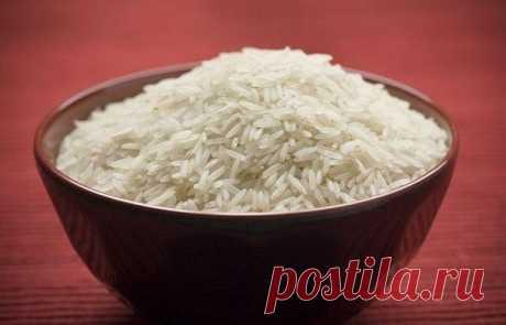 Рис для красоты — Модно / Nemodno
