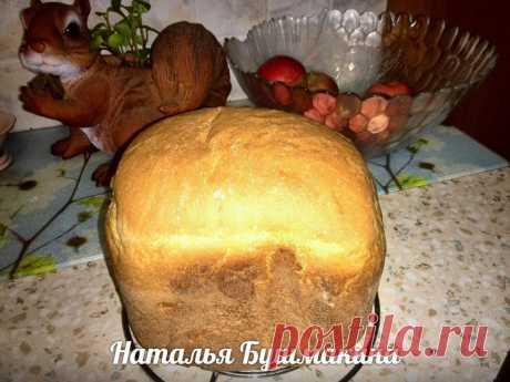 Ароматный, мягкий, пушистый белый хлеб к обеду! Божественно вкусный!
